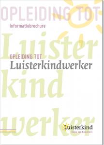 Diana van Beaumont Opleiding Luisterkind - Opleidingsbrochure Cover