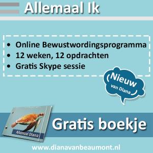 Diana van Beaumont Online programma Allemaal Ik - Visual webshop