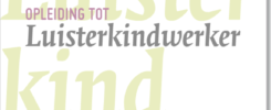 Brochure Opleiding Luisterkind Werker